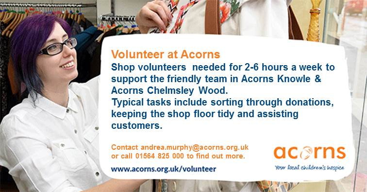 Volunteer Knowle & Chelmsley Wood (1)